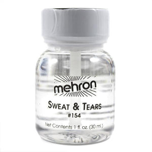 alt Mehron Sweat & Tears - 1oz w/ brush