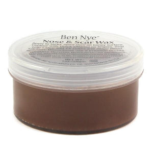 alt Ben Nye Nose & Scar Wax Brown 1oz (BW-1)