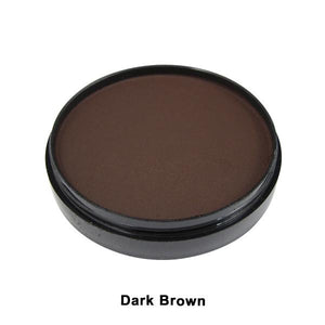 alt Mehron Paradise Makeup AQ Dark Brown (800-DBR)