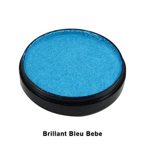 alt Mehron Paradise Makeup AQ Light Blue - Blue Bebe (Brilliant) (800-BLB)