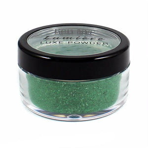 alt Ben Nye Lumiere Luxe Sparkle Powder Mermaid Green (LXS-9)
