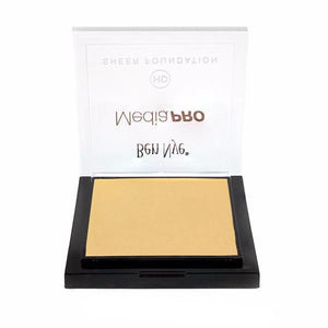 alt Ben Nye MediaPRO HD Sheer Foundation Shinsei Fairest (HD-504)
