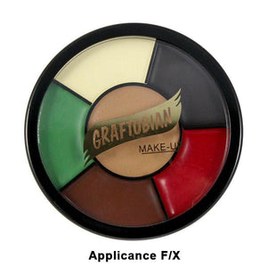 alt Graftobian Appliance RMG Wheel Applicance F/X Shades (87051)