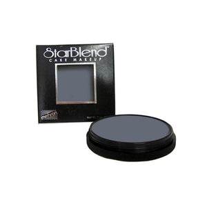 alt Mehron StarBlend Cake Makeup Light Grey (110-LGY)