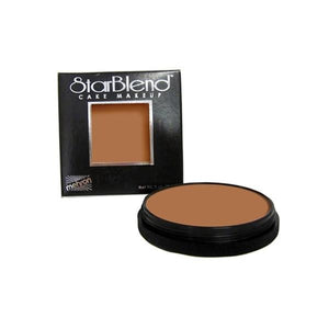 alt Mehron StarBlend Cake Makeup Medium Tan (110-TV8)