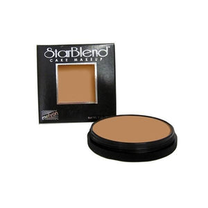 alt Mehron StarBlend Cake Makeup Light Tan (110-TV6)