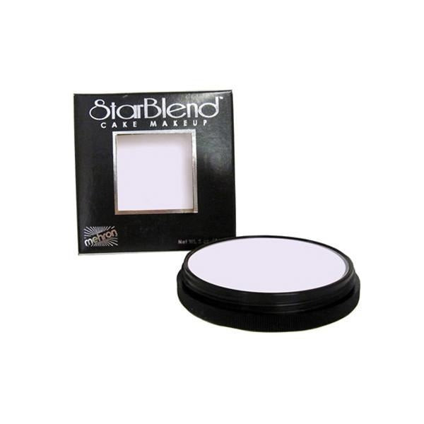alt Mehron StarBlend Cake Makeup Light Beige Blush (110-24A)