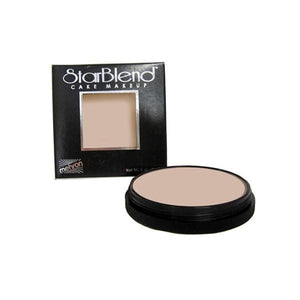 alt Mehron StarBlend Cake Makeup Light Medium Olive (110-OS4)