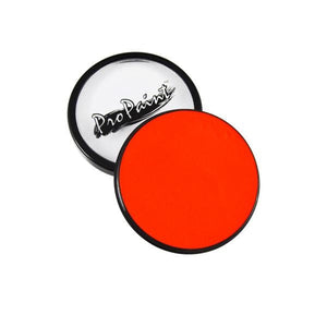 alt Graftobian ProPaints Neon - Atomic Orange - For Hair and Nails Only (77019)