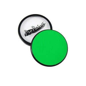alt Graftobian ProPaints Neon - Radioactive Green - For Hair and Nails Only (77020)