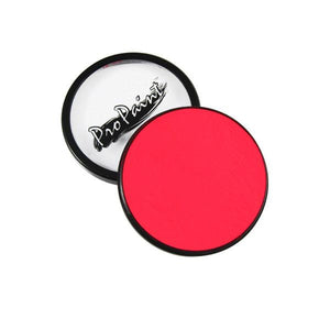 alt Graftobian ProPaints Neon - Shocking Pink - For Hair and Nails Only (77017)