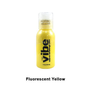 alt European Body Art - Voda Airbrush Liquids Fluorescent Yellow Vibe Airbrush Liquids
