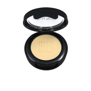 alt Ben Nye Pressed Eye Shadow (Full Size) Banana (ES-312)