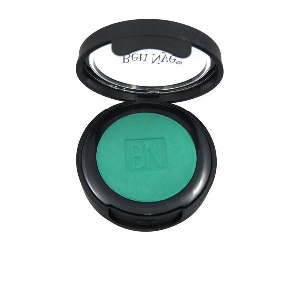 alt Ben Nye Pressed Eye Shadow (Full Size) Green Leaf (ES-67)