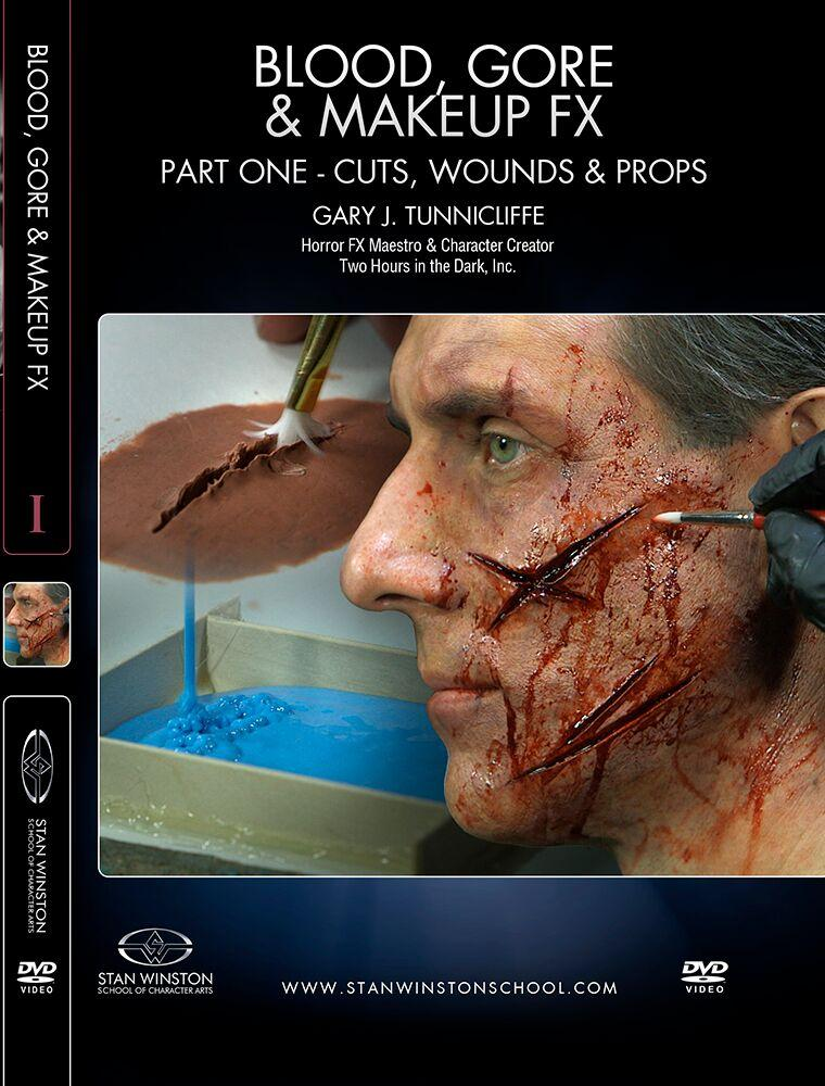 alt Stan Winston Studios | Blood, Gore & Makeup FX Part 1