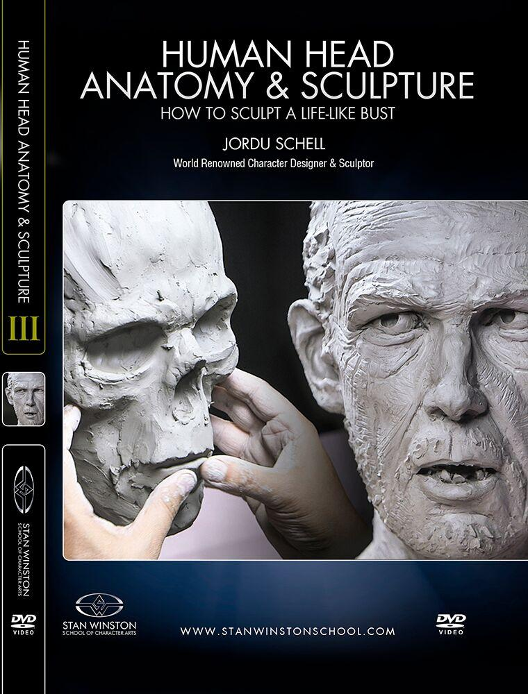 alt Stan Winston Studios | Human Head Anatomy & Sculpture