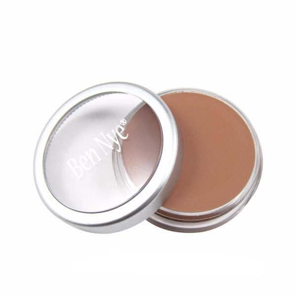 alt Ben Nye HD Matte Foundation Warm Bodies Olive 1 (WO-1)