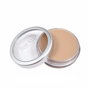 alt Ben Nye HD Matte Foundation Natural Beige (BE-3)