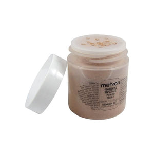 alt Mehron Specialty Powders Natural Bronze  (Specialty Powder) / Small