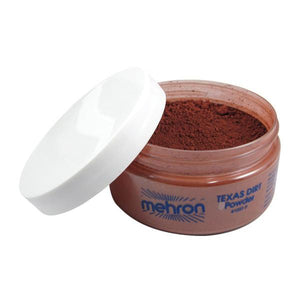 alt Mehron Specialty Powders Texas Dirt  (Specialty Powder) / Large