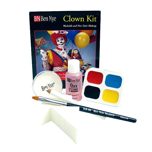 alt Ben Nye Clown Kit HK-2