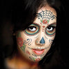 alt Tinsley Transfers - Costume Face Kit - Sugar Skull