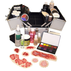 Stage Makeup Online Casualty Military Chemical Burn Training Kit