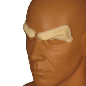 alt Rubber Wear Arched Brow Covers Foam Latex Prosthetic (FRW-118)