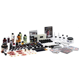 Graftobian Deluxe EMS Moulage Makeup Kit