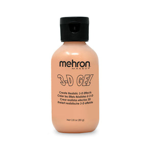 Mehron 3D Gelatin Effects