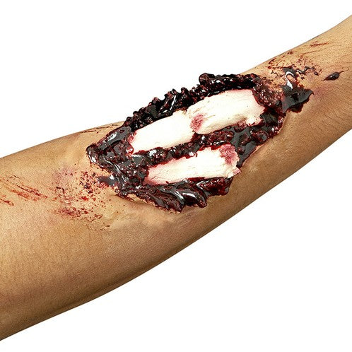 Woochie Latex Compound Fracture Prosthetic