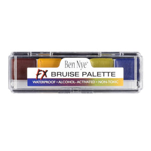 alt Ben Nye Alcohol Activated Bruise FX Palette (AAP-03)