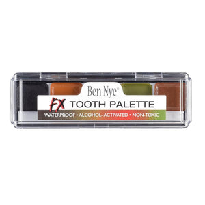 alt Ben Nye Alcohol Activated Tooth FX Palette (AAP-05)