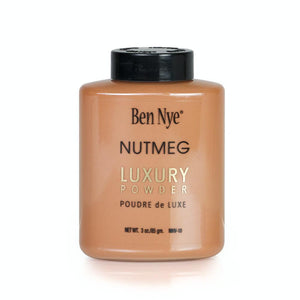 alt Ben Nye Nutmeg Mojave Luxury Powder 3.0oz LARGE Shaker