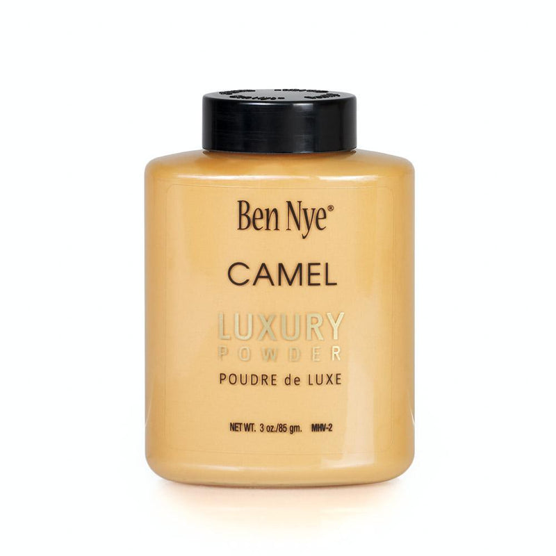 alt Ben Nye Camel Mojave Luxury Powder 3.0oz LARGE Shaker