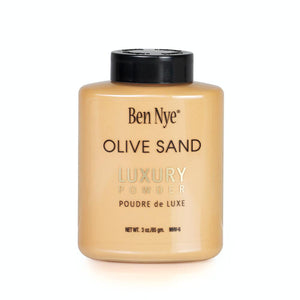 alt Ben Nye Olive Sand Mojave Luxury Powder 3.0oz LARGE Shaker