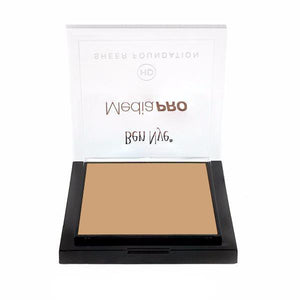 alt Ben Nye MediaPRO HD Sheer Foundation Shinsei Deepest (HD-512)