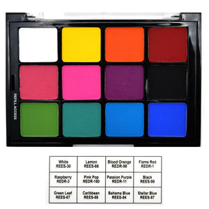 alt Ben Nye Studio Color Eye & Cheek Rainbow (STP-80)