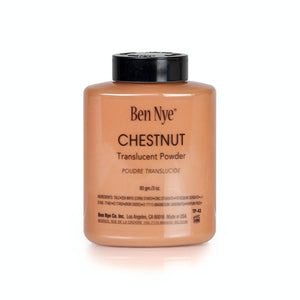 alt Ben Nye Chestnut Classic Translucent Face Powder 3.0 oz (TP-43)