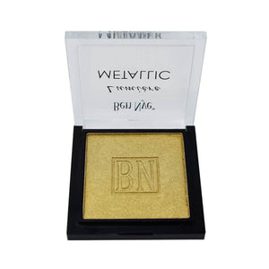 alt Ben Nye Lumiere Metallic Powder MLU-1 Gold
