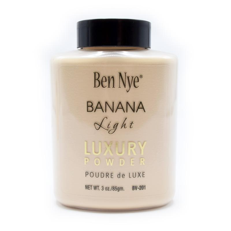 alt Ben Nye Banana Light Powder 3.0 oz (BV-201)
