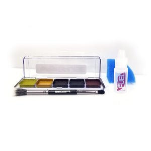 European Body Art Encore Slim Palette - Bruise