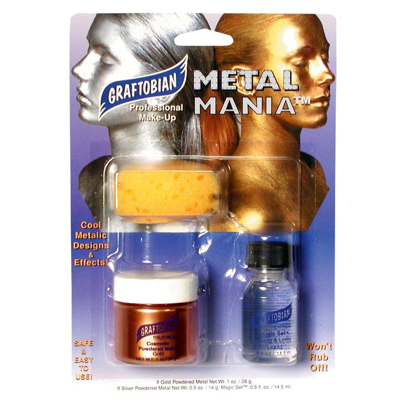 alt Graftobian Metal Mania Kit