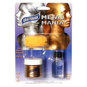 alt Graftobian Metal Mania Kit Gold (98648)