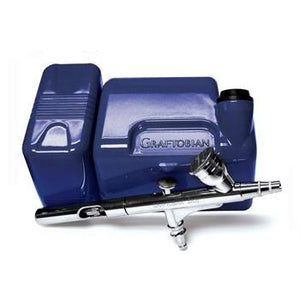alt Graftobian Walk-Around Airbrush Package Midnight Blue (20045GA-MB)