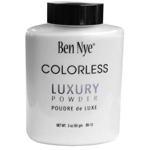 alt Ben Nye Colorless Bella Luxury Powder 3oz Shaker Bottle (BV-12)