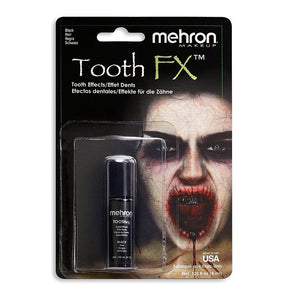 alt Mehron Tooth FX Special Effects Tooth Paint Black (Tooth SFX)