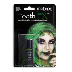 alt Mehron Tooth FX Special Effects Tooth Paint Spinach (Tooth SFX)