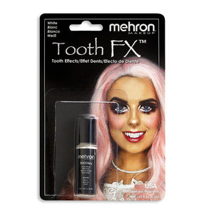 alt Mehron Tooth FX Special Effects Tooth Paint White (Tooth SFX)