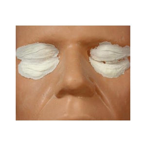 alt Rubber Wear Aging Eye Lids & Bags Foam Latex Prosthetic (FRW-068)
